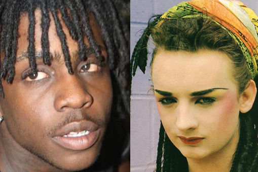 Chief Keef Turns Pop with Boy George Collab! [VIDEO]