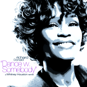 "Whitney Houston ""Dance with Somebody"" Cover by R. L'Abbee"