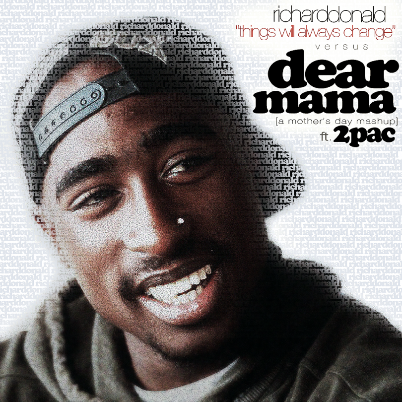 """Tupac """"Dear Mama Remix"""" Cover by R. L'Abbee"""