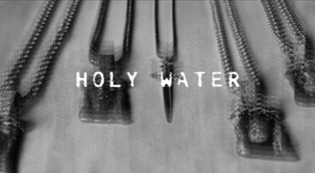 "Gia Medley remixes ""Holy Water"" – [4RESH EXCLUSIVE]"